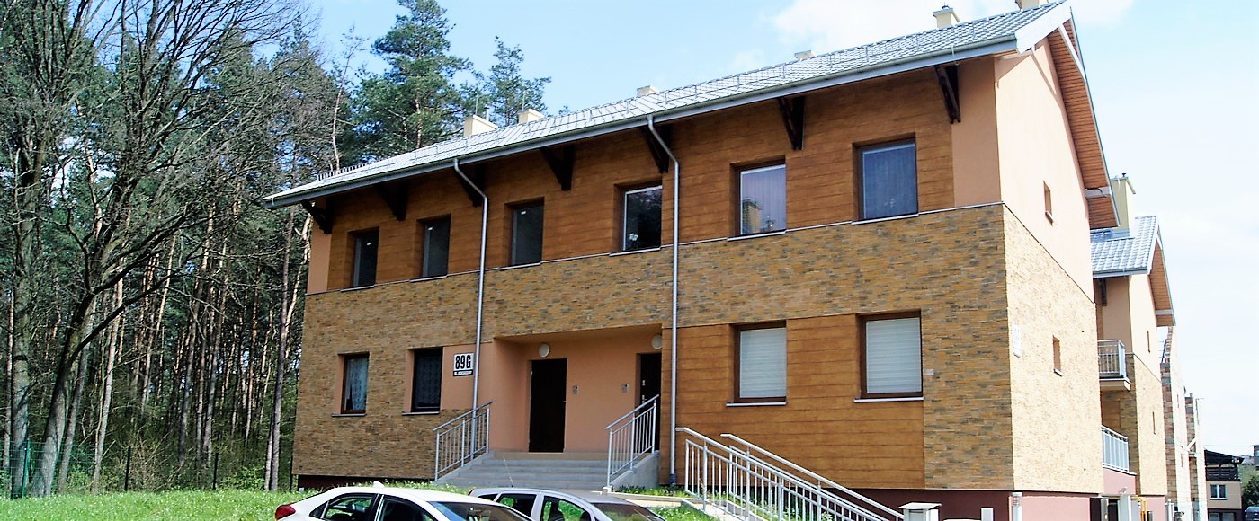 300 tys. za mieszkanie 55 m2 z garażem